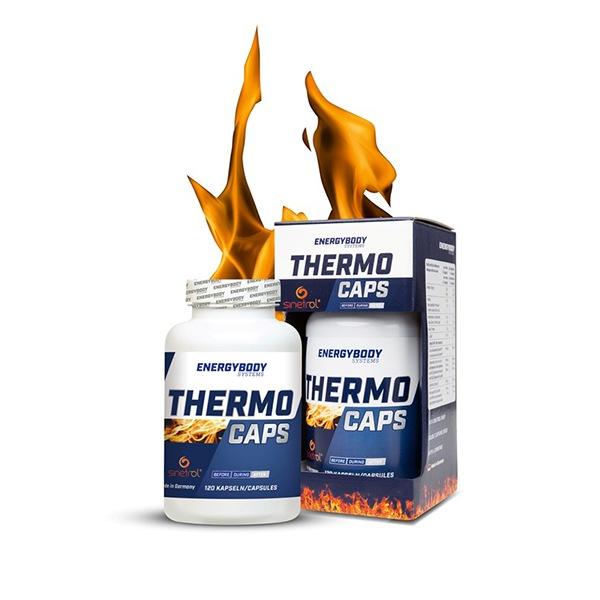 EnergyBody Thermo Caps + Sinetrol® 120 kapslí