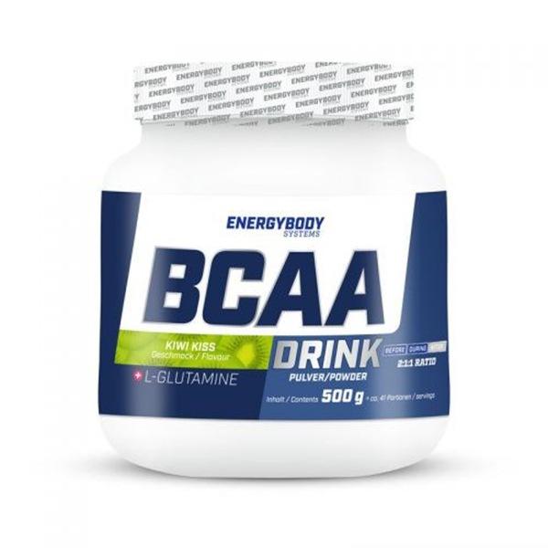 EnergyBody BCAA Drink 500g kiwi