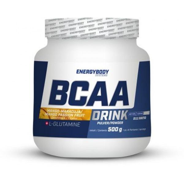 EnergyBody BCAA Drink 500g mango