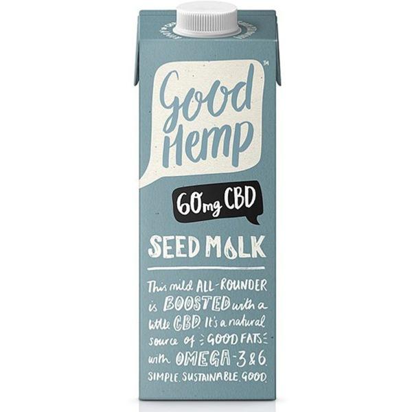 Good Hemp CBD Seed Milk 1000ml (Konopný nápoj s CBD)