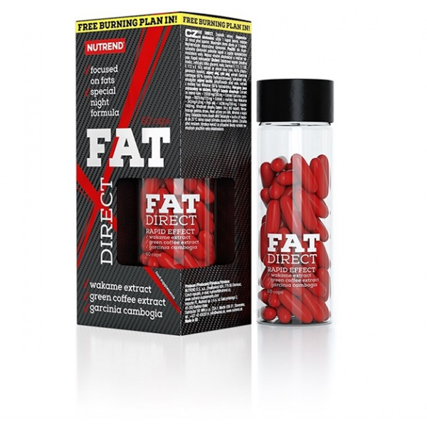 Nutrend Fat Direct 60 caps
