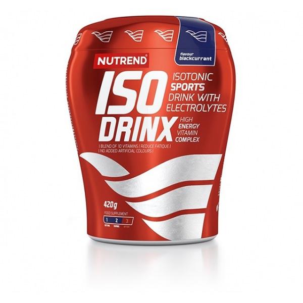 Nutrend Isodrinx New 420g černý rybíz