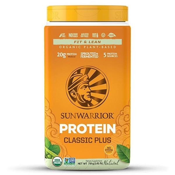 Sunwarrior Protein Classic Plus BIO 750g natural