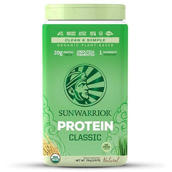Sunwarrior Protein Classic BIO 750g natural