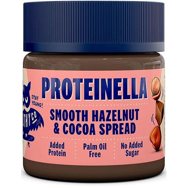 HealthyCo Proteinella 200 g čokoláda oříšek