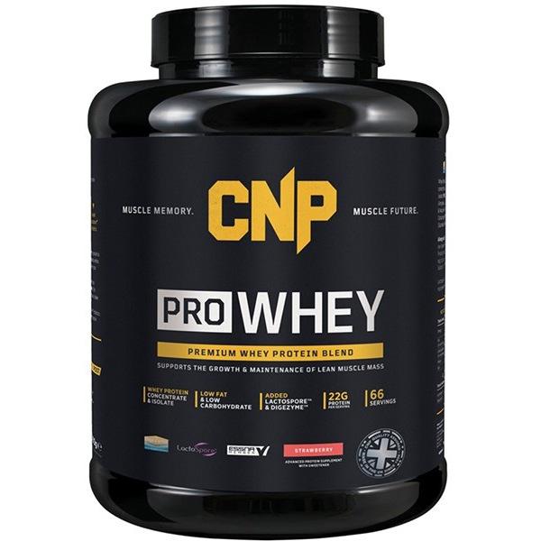 CNP Pro Whey 2kg jahoda