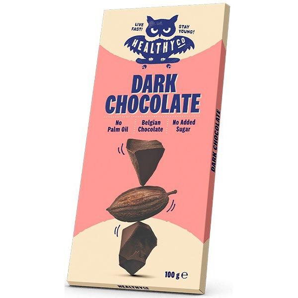 HealthyCo Hořká čokoláda 100g