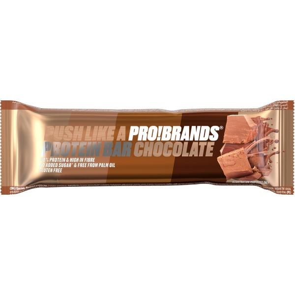 PRO!BRANDS Protein Bar příchuť: čokoláda