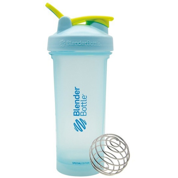 Blender Bottle Šejkr Classic Loop Special Edition 820ml světle modrý