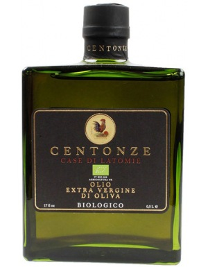 Centonze Extra Virgin Olive Oil CAPRI BIO 500ml (Olivový olej)