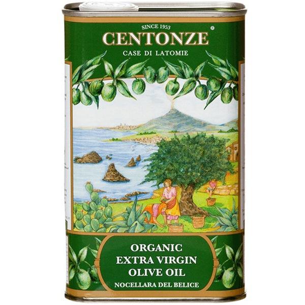 Centonze Extra Virgin Olive Oil BIO 500ml (Olivový olej)