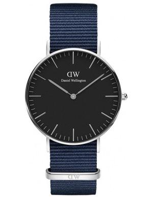 Daniel Wellington Classic Black Bayswater DW00100282