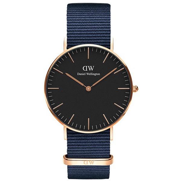 Daniel Wellington Classic Black Bayswater DW00100281