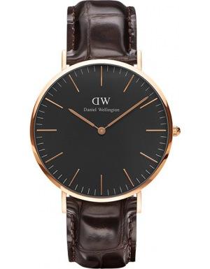 Daniel Wellington DW00100128 Classic Black York