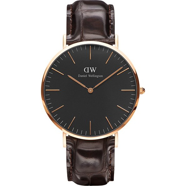 Daniel Wellington DW00100128 Classic Black York
