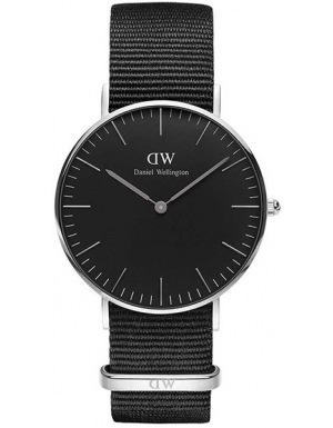 Daniel Wellington Classic Black Cornwall DW00100151