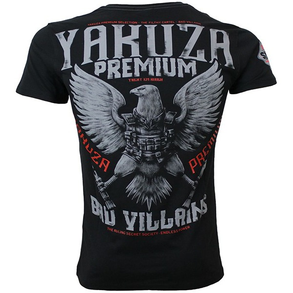 Pánská trička pánské tričko Yakuza Premium YPS 2901 NEW-18927