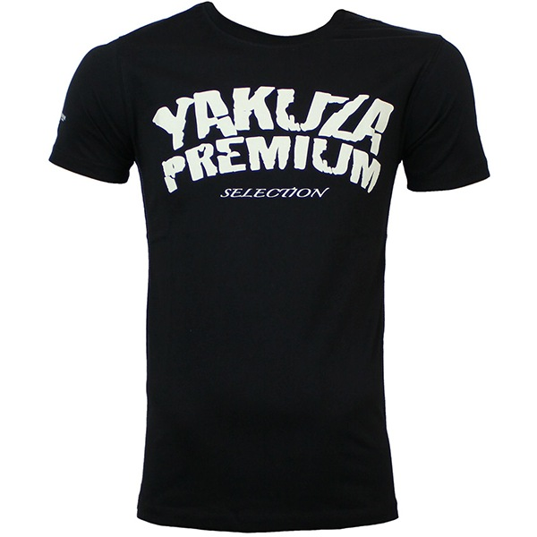 Pánská trička pánské tričko Yakuza Premium Promoshirt black