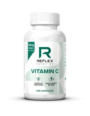 Reflex Vitamin C 500mg 100 kapslí