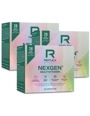 Reflex Nexgen® 60 kapslí NEW 2 + 1 ZDARMA